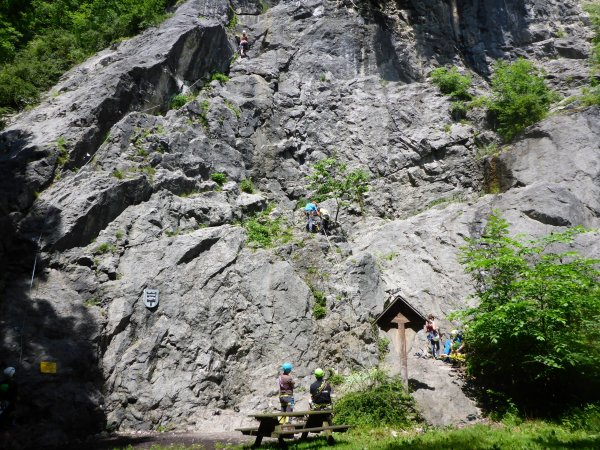 Kletterkurs Outdoor